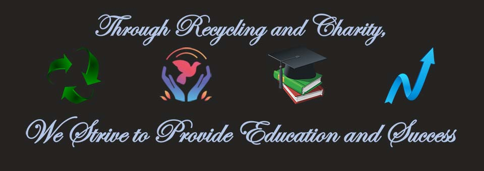 Recycle, Donate, Educate